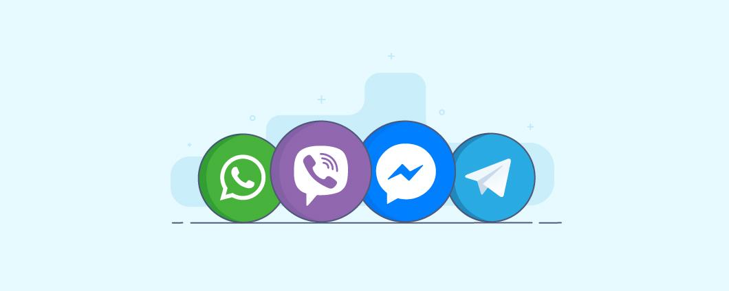 Сообщение Whatsapp новому контакту с сайта